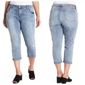 Kut from the Kloth Bardot Skinny Boyfriend Jeans